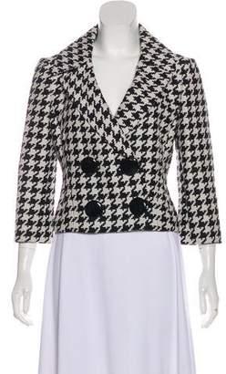 Michael Kors Wool Cropped Jacket
