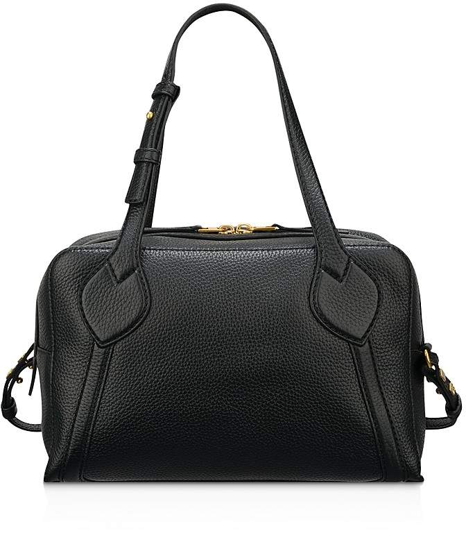 Anne Klein Anne Klein Hallie Leather Satchel