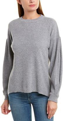 525 America Pleated Cashmere Sweater