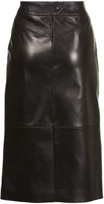 Givenchy Mid Length Pencil Skirt