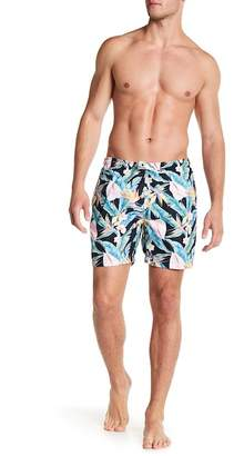 Trunks Surf and Swim CO. Maui Floral Swim