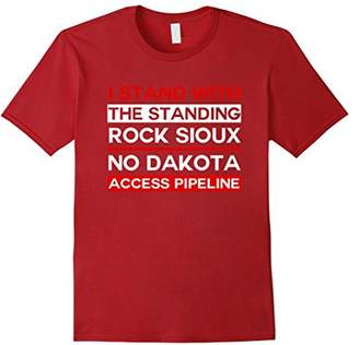 Dakota No Access Pipeline Shirt Standing Rock Shirt