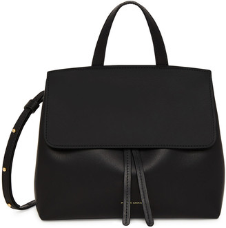 Mansur Gavriel Vegetable-Tanned Leather Mini Lady Bag