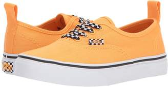 Vans Kids Authentic Elastic Lace Boys Shoes