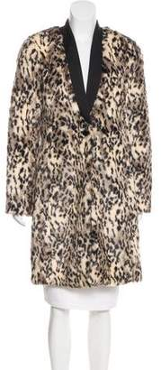 By Malene Birger Vegan Fur Coat