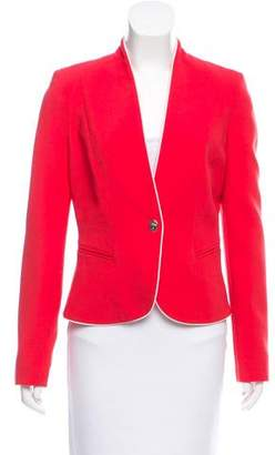 Armani Jeans Structured Long Sleeve Jacket