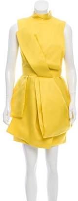Couture Rex Haute Sleeveless Mini Dress