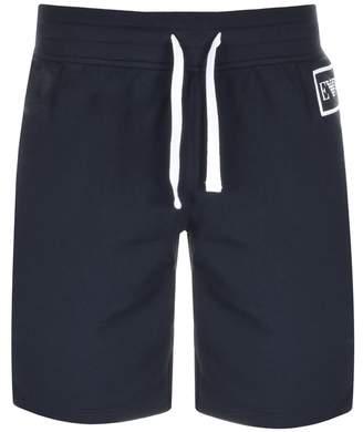 Giorgio Armani Emporio Loungewear Shorts Navy