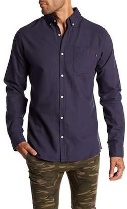 Cotton On & Co. Navy Brunswick Shirt