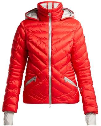 Toni Sailer - Clementine Quilted Ski Jacket - Womens - Red