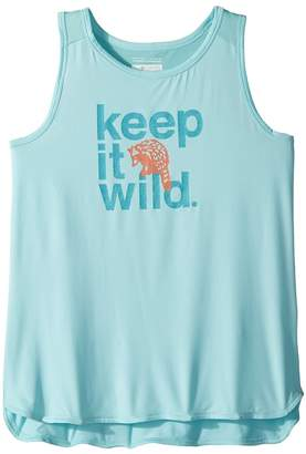 Columbia Kids Outdoor Elements Tank Top Girl's Sleeveless