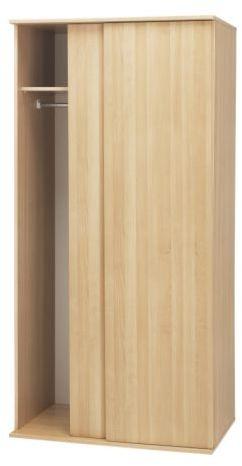 Hosle Wardrobe With Sliding Doors