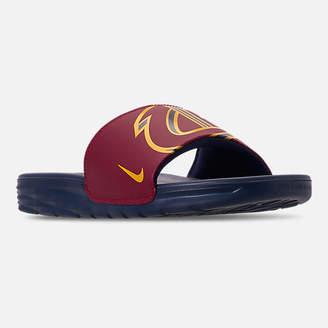 Nike Men's Benassi Solarsoft NBA Slide Sandals