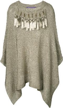 Ralph Lauren Collection knitted kaftan $1,790 thestylecure.com