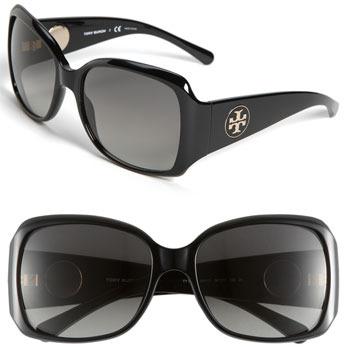 Tory Burch 58mm Square Sunglasses