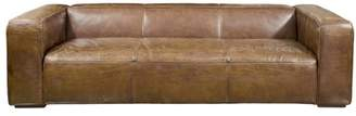 1st Avenue Claudia Leather Sofa
