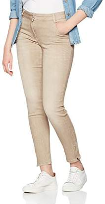 Betty Barclay Women's 1/1 Length Slim Jeans,(Manufacturer Size:38)