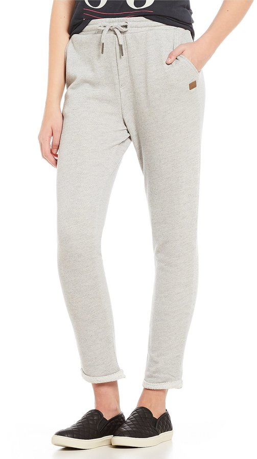 Roxy Cozy Trippin Rolled Cuff Lounge Pant