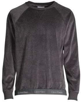 Calvin Klein Underwear Long Sleeve Cotton Sweatshirt