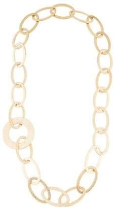 Dolce & Gabbana Textured Chain Link Necklace