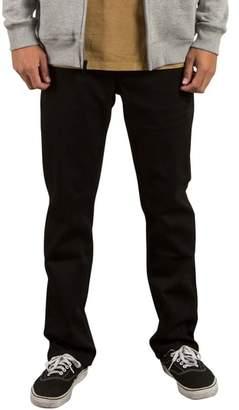 Volcom 'Solver' Straight Leg Jeans