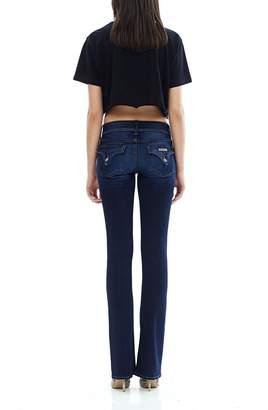Hudson Jeans Dark-Wash Baby Bootcut
