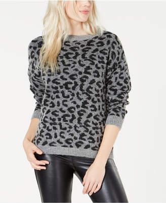 Marella Gino Animal-Print Sweater