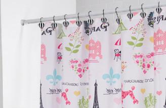 Mainstays Kids Paris Coordinating Shower Curtain Hooks