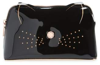 Ted Baker Cat Whiskers Cosmetics Case