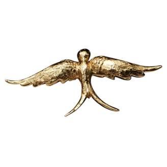 Jean Louis Scherrer Vintage Jean-louis Scherrer Gold Metal Pins & brooches