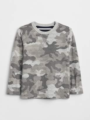 Gap Double-Weave T-Shirt