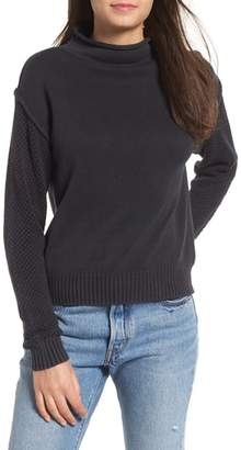 RVCA Exposed Seam Sweater