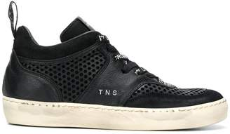 Leather Crown Iconic 17 sneakers