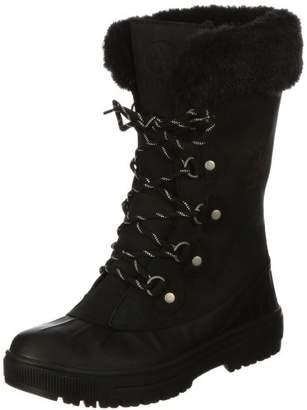 Aigle Womens Cabestan 2 Ltr Snow Boots Black Black Size: 3.5