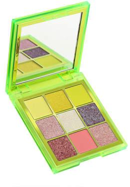 HUDA BEAUTY Obsession Eyeshadow Palette Neon Green 10g