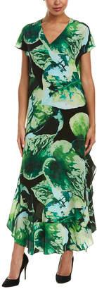 Escada Silk Maxi Dress