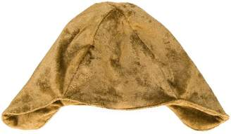 Reinhard Plank ear covered hat