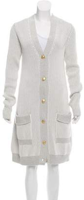 Maison Margiela Heavy Button-Up Cardigan w/ Tags