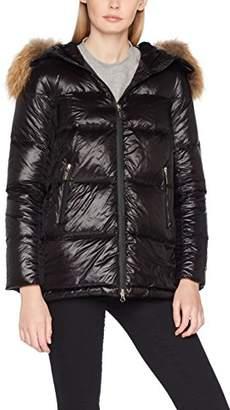Geospirit Women's Ground LQ Fur Eskimo, black, 6 (Manufacturer Size: 38)