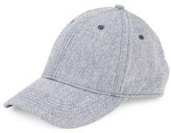 Gents Executive Tweed Baseball Cap