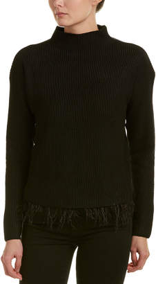 Lucy Paris Felicia Wool-Blend Sweater