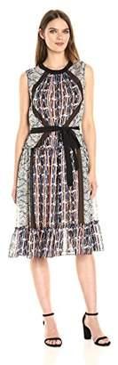 BCBGMAXAZRIA Azria Women's Kirbie Dress,S