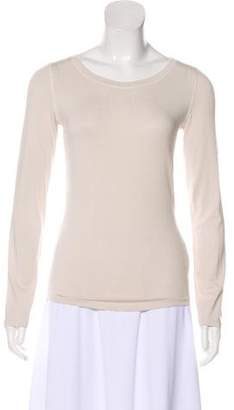 Raquel Allegra Long Sleeve Knit Top