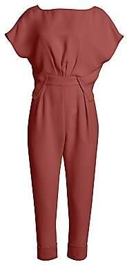 Rachel Comey Women's Paloma Crepe Jumpsuit - Size 0