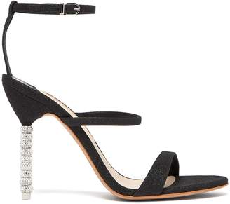 Sophia Webster Rosalind crystal-embellished sandals