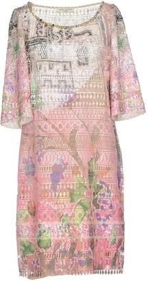 SONIA FORTUNA Short dresses - Item 34807466