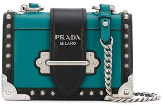 Prada small Cahier City bag