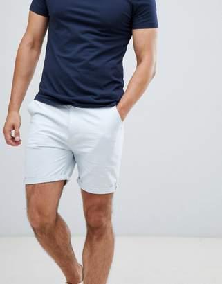 Brave Soul cotton slim fit short