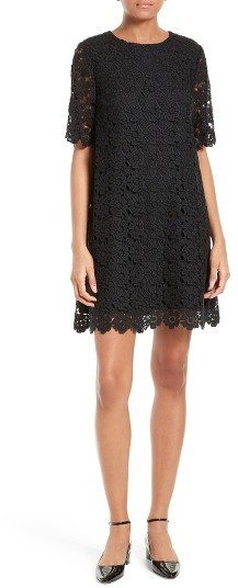 Kate Spade Women's Kate Spade New York Daisy Lace Shift Dress