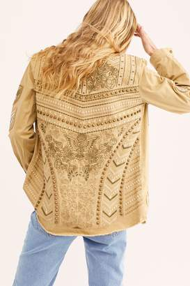 Spell And The Gypsy Collective Wanderer Panther Jacket